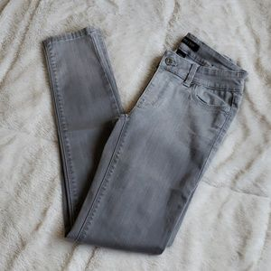 WHBM Gray Ombre denim jeans sz 00